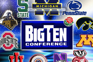 NCAA Big Ten